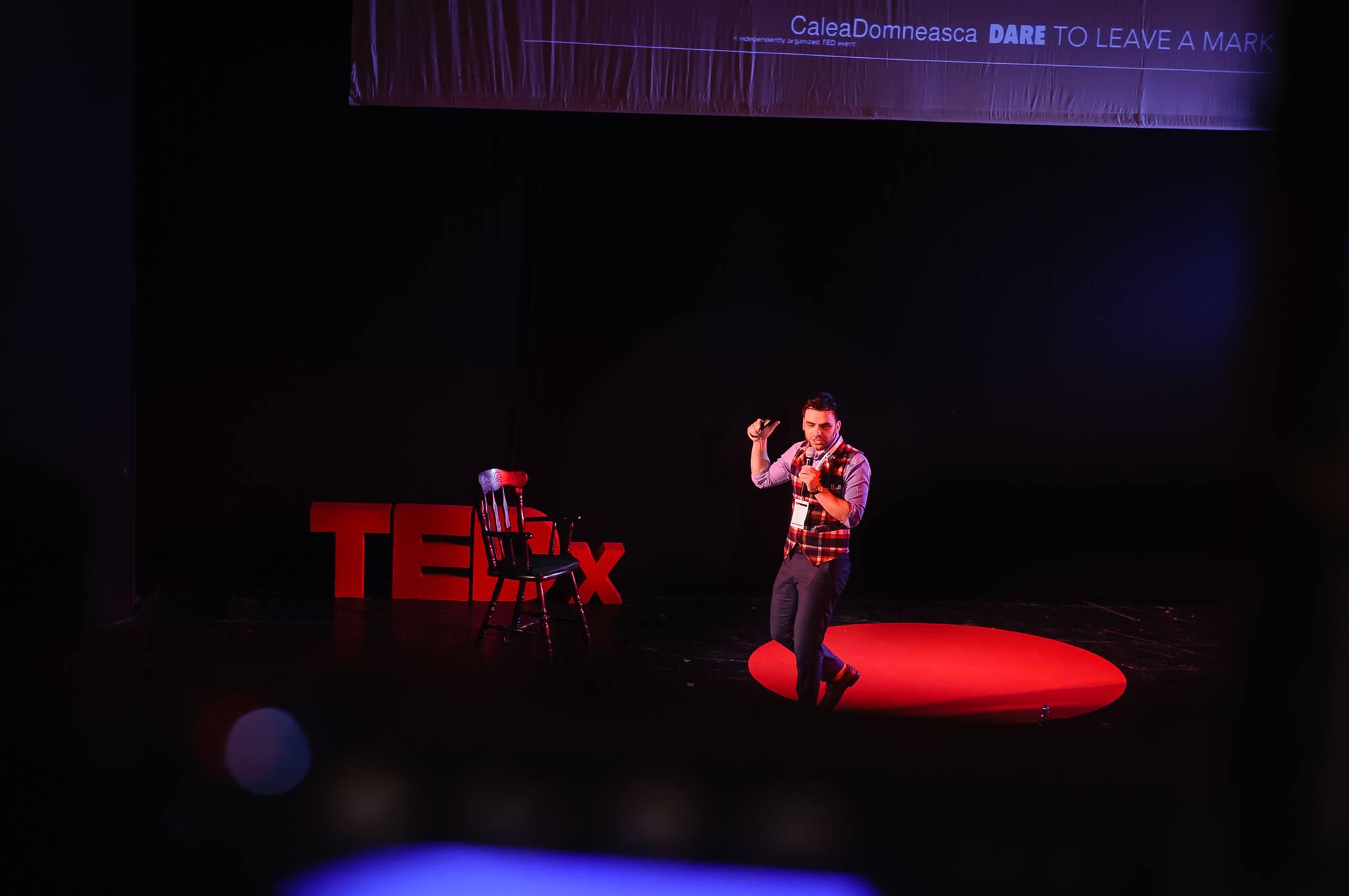Ce am invatat din experienta TEDx?